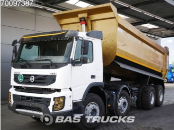 Volvo FMX 500 8X4 Manual Big-Axle VEB+ Analog-Tacho Euro 5 Manual Big-Axle VEB+ Analog-Tacho Euro 5 - tipper