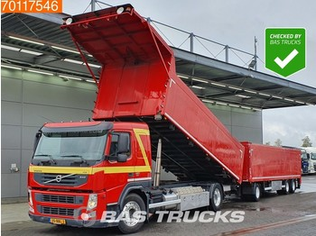Volvo FM 420 4X2 Fourage Schuboden Walking-floor VEB+ EEV - tipper