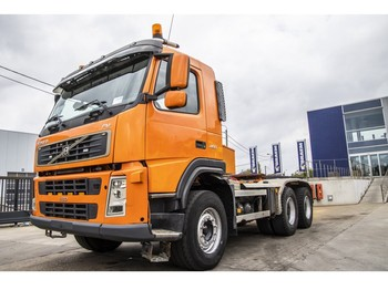 Tipper Volvo FM 480 - BLAD/SPRING+MANUAL+INTARDER+DOUBLE SYSTEME(+TIPPER)