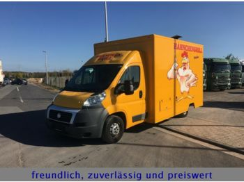 Fiat DUCATO * HÄHNCHENGRILL * TOP ZUSTAND * TÜV *  - vending truck