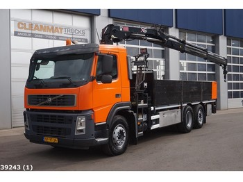 Truck Volvo FM 9.260 Hiab 16 ton/meter laadkraan: picture 1