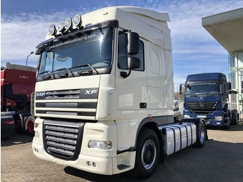 Тягач DAF XF105 460 + MANUAL + EURO 5 + NL TRUCK + 2 TANKS + KLIMA + FRIDGE + 6 PIECES IN STOCK