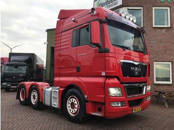 Тягач MAN TGX 26.480 6X2 SPECIAL HOLLAND TRUCK TOPCONDITION