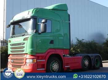 Тягач Scania R410 hl 6x2/4 scr only