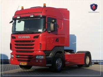 Тягач Scania R440 LA4X2MNA   PTO   HYDRAULIK   HYDRAULICS   DIFF