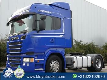 Тягач Scania R490 hl xenon 2x tank