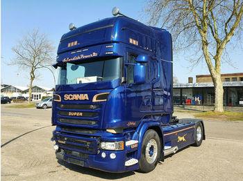 Scania R580 *Full AIR SUSPENSION *Vollspoiler*Alufelgen  - тягач