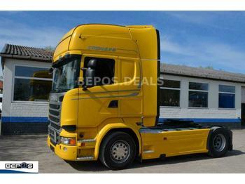 Scania R 450 -Streamline-2Tanks, Retarder,TOP  - тягач