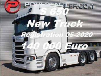 Scania S650 6x2 2950mm - тягач