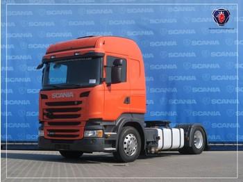 Тягач Scania SCANIA R410 LA4X2MNA   SCR   PTO   RETARDER