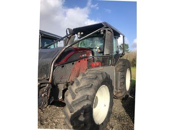 Valtra t234 - tractor forestier