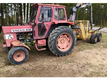 Volvo BM T500  - tractor forestier