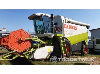 Claas Lexion 405 - combină de recoltat furaj