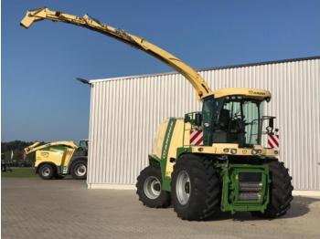 Krone BiG X 1100 - combină de recoltat furaj