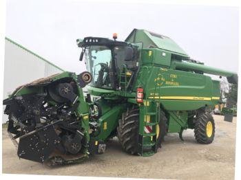 Combină de recoltat cereale John Deere W540HM