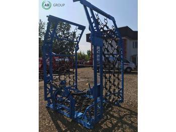 Inter-Tech SONDERANGEBOT Wiesenegge 8 m/Field Drag/Волокуша/Rastra de cadenas/Włóka Łąkowo-polowa - grapa de pajiste