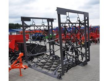 Metal-Technik Włóka 5m / Wiesenegge - grapa de pajiste