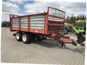 Annaburger 100.04 - maşină de împrăştiat gunoi de grajd