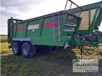 Bergmann MXI - maşină de împrăştiat gunoi de grajd