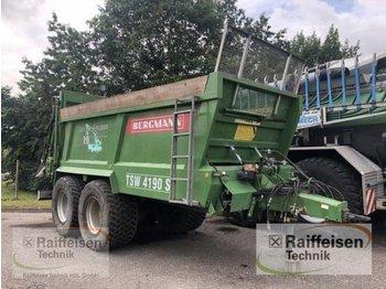 Bergmann Stalldungstreuer - maşină de împrăştiat gunoi de grajd