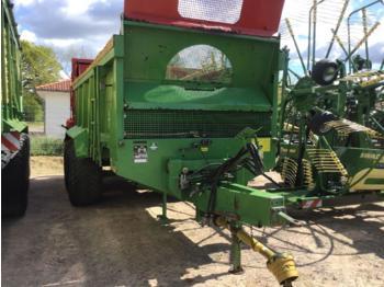 Maşină de împrăştiat gunoi de grajd HAWE DST 20 T-S