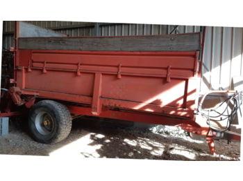 Heywang  - maşină de împrăştiat gunoi de grajd