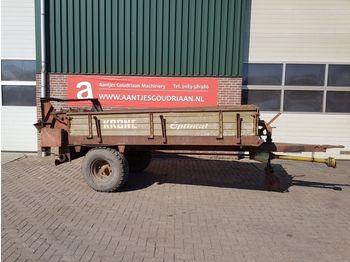 KRONE meststrooier - maşină de împrăştiat gunoi de grajd