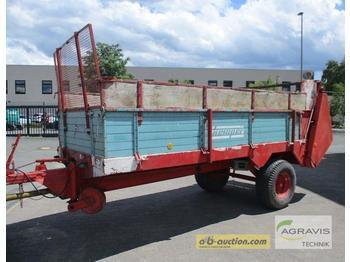 Kemper MISTSTREUER - maşină de împrăştiat gunoi de grajd