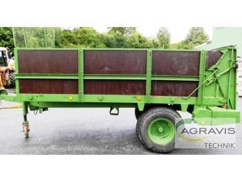 Krone OPTIMAT 4,5 TO - maşină de împrăştiat gunoi de grajd