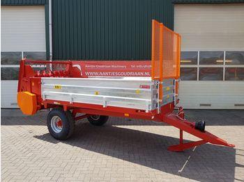 New Meststrooier 5 ton - maşină de împrăştiat gunoi de grajd
