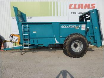 Maşină de împrăştiat gunoi de grajd Rolland ROLLTWIN 135