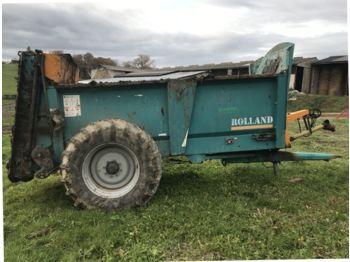 Maşină de împrăştiat gunoi de grajd Rolland V2-115