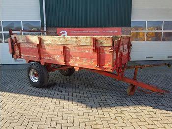 Schuitemaker Meststrooier - maşină de împrăştiat gunoi de grajd