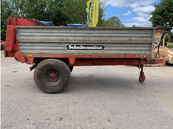 Schuitemaker SM500 Mestverspreider - maşină de împrăştiat gunoi de grajd