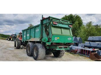 Tebbe HS180 Düngerstreuer  - maşină de împrăştiat gunoi de grajd