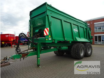 Tebbe HS 180 - maşină de împrăştiat gunoi de grajd