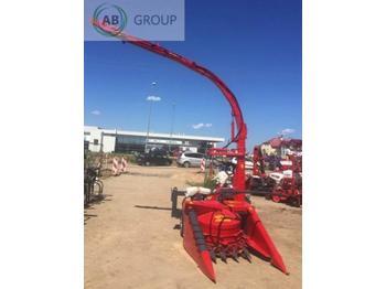 FIMAKS Fimaks Maishaechsler 1,25m/Ensileuse/Maize chopper BIGDRUM 1250 - maşină de recoltat furaje tractată
