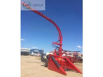 FiMAKS Fimaks Maishaechsler 1,25m/Ensileuse/Maize chopper BIGDRUM 1250/Двухрядный измельчитель для кукурузы 1,25 - maşină de recoltat furaje tractată