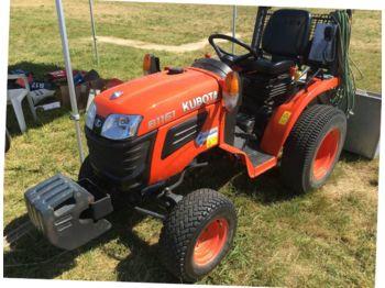 Kubota B1161 - mini tractor