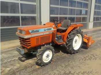 Kubota L1-225 - mini tractor