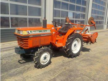 Kubota ZL1-20 - mini tractor