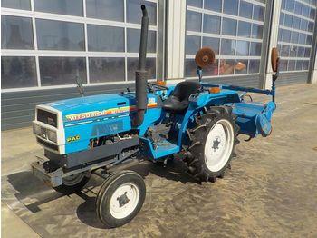 Mitsubishi MTE2000 - mini tractor