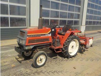 Yanmar F18 - mini tractor