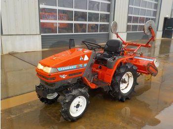 Yanmar KE-3 - mini tractor