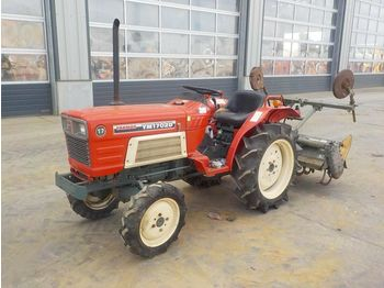 Yanmar YM1702D - mini tractor