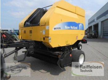 New Holland BR 7070 - presă baloţi rotunzi