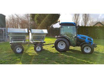 New Agromac kantelbakkenwagen - remorcă agricolă