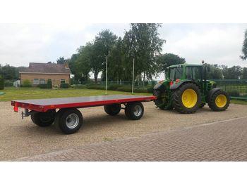 New Balenwagen 10 ton - remorcă agricolă