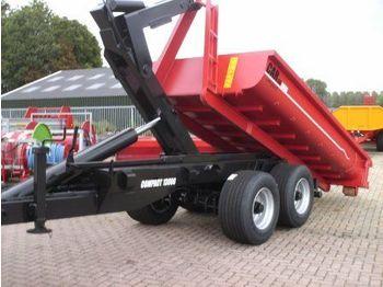 New Cargo Compact haaksysteem - remorcă agricolă