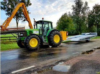 New Mobiele Aagomac slootbrug - remorcă agricolă